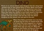 Dino discrption