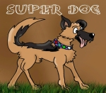 super dog (fletcher)