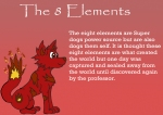 the 8 elementsdiscrption