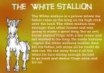 the white stalliondiscrption